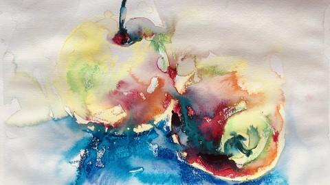 Faszination Aquacolor (Wasservermalbare Kreiden)