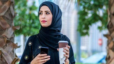 Árabe no dia a dia (lições em áudio, vídeo e apostila)