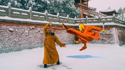 Kung Fu Shaolin Student Level 3 - Part 2