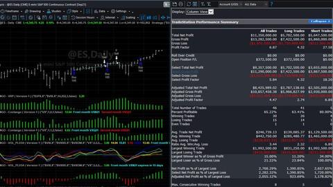Professional Financial Market Vibration Analysis System