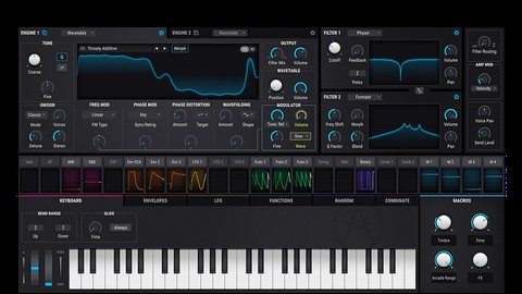 Ultimate Guild Arturia Pigments Synthesiser