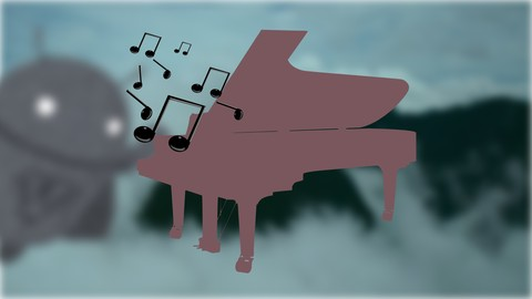 Android Piano App Development Course for Beginners