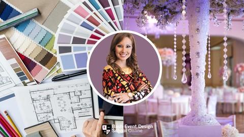 Diplomado a Wedding & Event Planner en Diseño Boda y Eventos