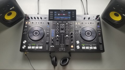 Beginner DJ for Pioneer XDJ-RX, XDJ-RX2, XDJ-RR