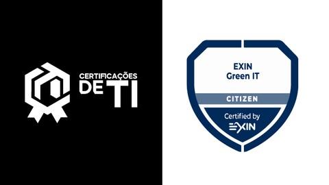 120 Questões Preparatórias para Exame EXIN Green IT Citizen