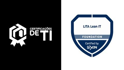 200 Questões Preparatórias EXIN LITA Lean IT Foundation