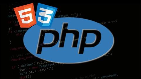 HTML, CSS e PHP - do ZERO Para Iniciantes em Programação Web
