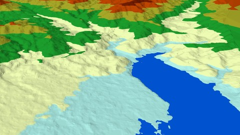 Complete Basic GIS Tasks  - ArcGIS - Erdas - Remote Sensing
