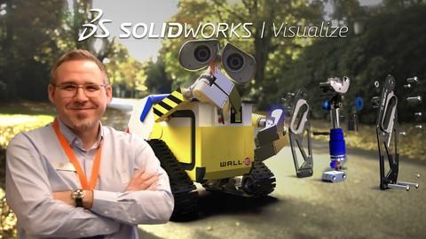 SOLIDWORKS Visualize ile Gerçekçi Renderlar Eğitimi