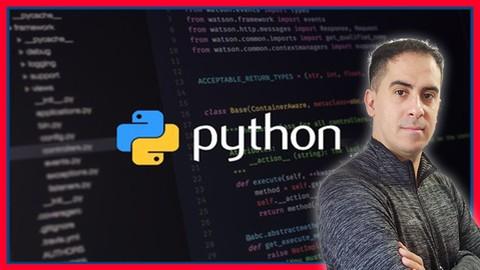 Master en Python 3.x. Aprende de 0 a EXPERTO con Práctica.
