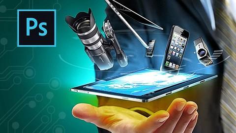 Photoshop para Manipulação de Imagem, Publicidade e Design.
