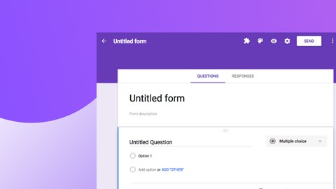 Getting started with the powerful Google Forms