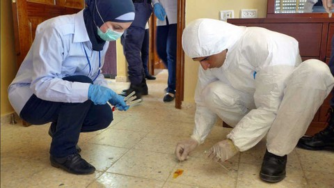 مقدمة في الكيمياء الجنائية وعلم الجريمة