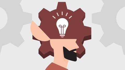 4 Weeks Creative Thinking Challenge. Make your brain think!