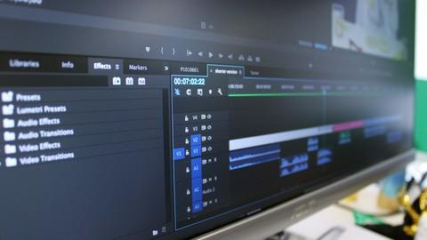 Edición de video con Adobe Premiere Pro