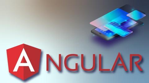 Angular 7/8 - Material Design + Node.js + MongoDB + Firebase