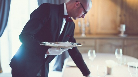 How to become a professional waiter
