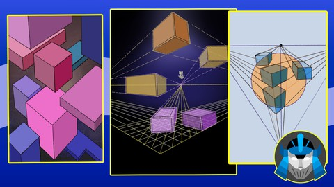 How to Draw and Sketch for Absolute Beginners 2 Perspective