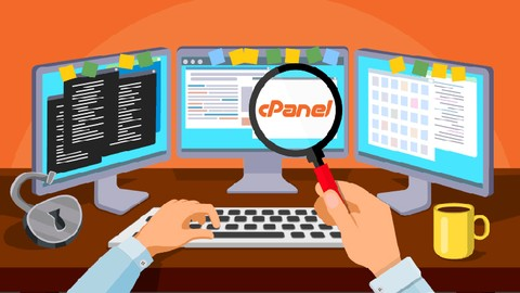 Complete Cpanel Course: Master Cpanel Step-by-Step 2019-2020