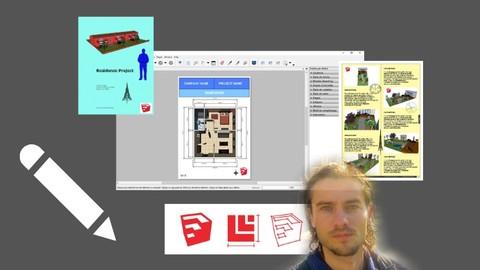 Sketchup Layout, présenter vos modèles 3D
