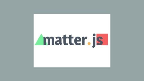 HTML ve JS Oyunlar İçin Fizik Motoru (MATTER JS)