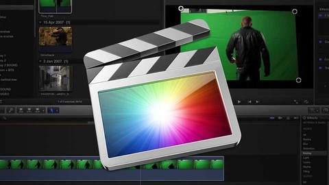 The Complete Final Cut Pro X Video Editing Crash Course