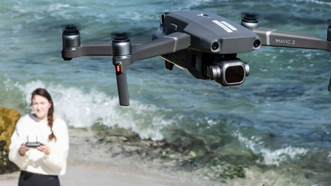 Drone Videography. How to get the most out of drone cameras.