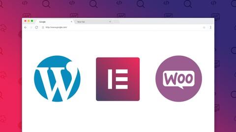 WordPress e Elementor : Site Profissional com Loja Integrada