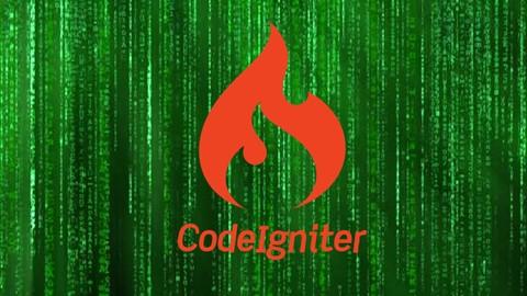 Desarrollo de aplicaciones con CodeIgniter
