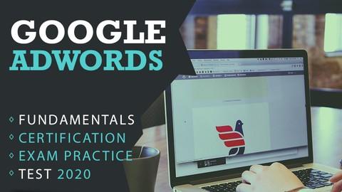 Google Adwords  Fundamentals Exam 2021