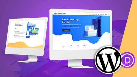 Cómo Crear Una Página Web con WordPress y DIVI en 2021