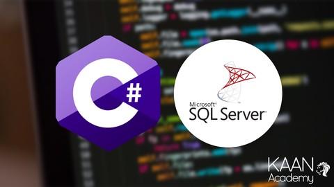 C#  ve SQL| Sıfırdan C# ile Nesneye Yönelik Programlama | C#