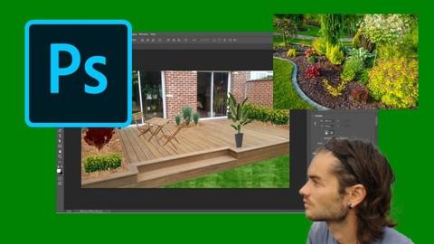 Photoshop for landscaper and garden design