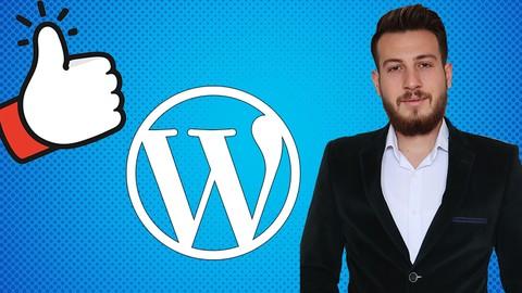 Sıfırdan İleri Seviyeye Komple Uygulamalı Wordpress Eğitimi