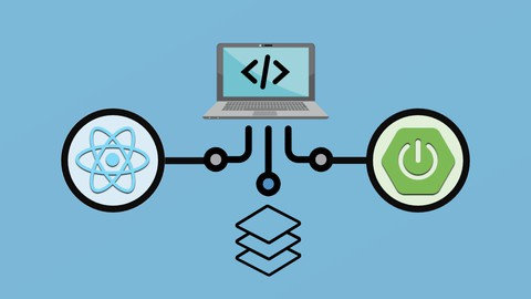 React Full Stack Web Development With Spring Boot(Inc. JWT)