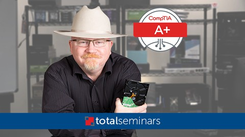TOTAL: CompTIA A+ Certification (220-1002).