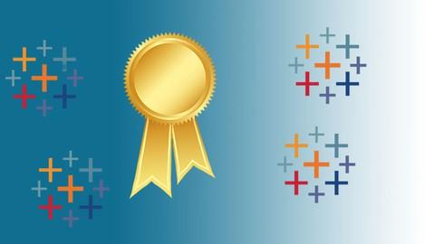 Tableau Desktop Certified Associate Practice Tests Latest