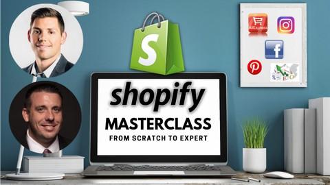 Complete Shopify E-commerce, Aliexpress Dropship Course 2020