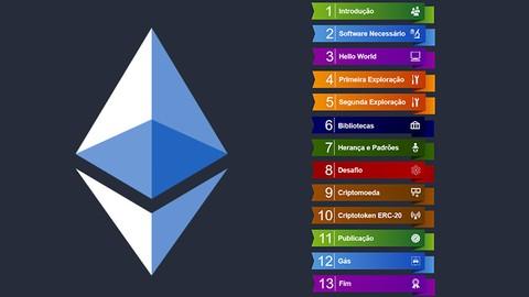 Solidity, Ethereum - Módulo Básico - Crie a sua criptomoeda