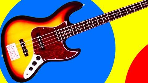 BEGINNER BASS GUITAR - Bass Mastery from the Beginning BASS