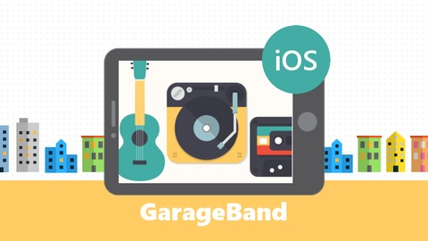 GarageBand【DTM作曲入門】講座 vol.2★iOS[iPad&iPhone用]理論を使えば誰でも作曲できる✅