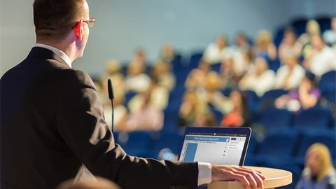 The Powerful Performance of Speaking  And Presenting