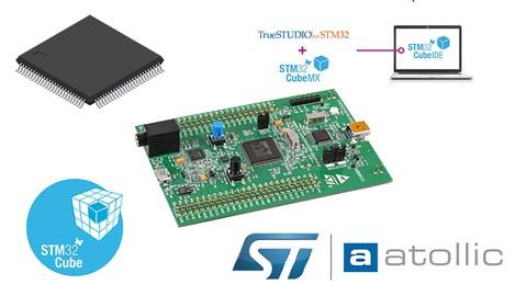 STM32F4 Discovery Kartı İle Arm Programlama Dersleri