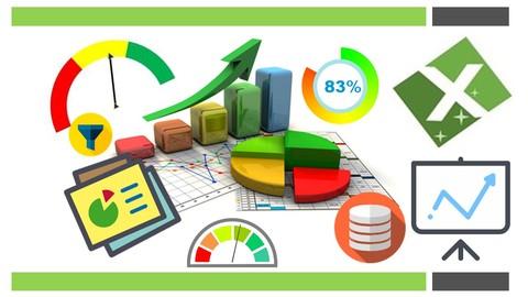 Curso de Gráficos Avanzados en Excel