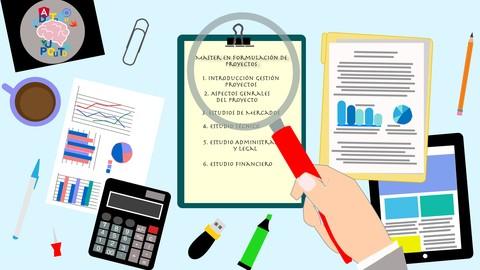Master en Formulación  y Evaluación de Proyectos