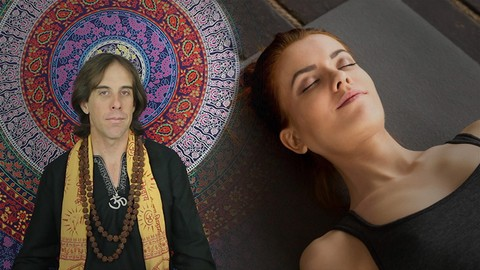 Yoga Nidra Meditation Course: Learn How To Live Tension Free