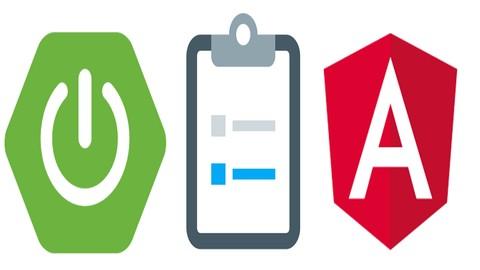 Apprendre Angular & Spring Boot étape par étape