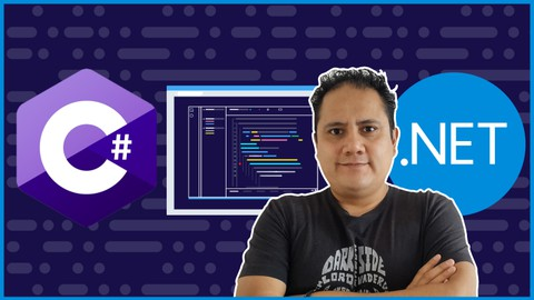Aprende a programar desde cero con C# de Microsoft .NET