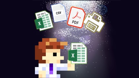Excel VBA[第5弾]ファイル出力マクロ編!ブックをシート別に分割して自動出力。CSVやPDF出力、印刷も自動化!