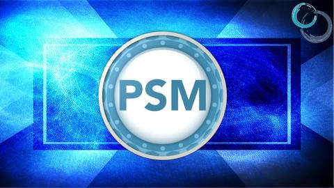 Certificación Professional Scrum Master PSM I + Tests ®
